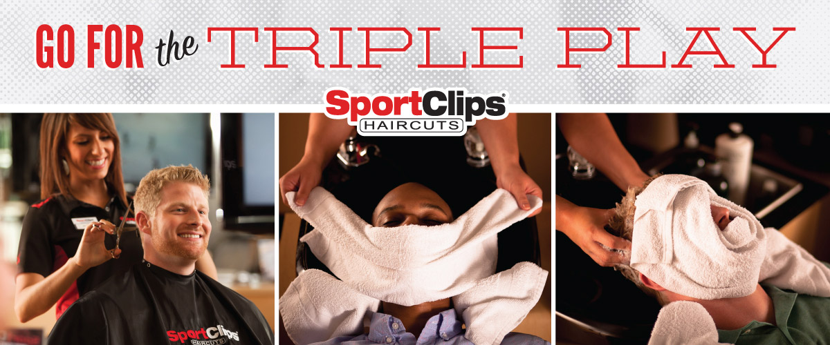 The Sport Clips Haircuts of Houston - Washington Heights Triple Play